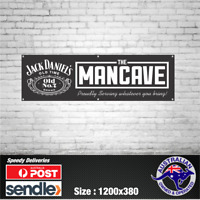 Jack Daniels No.7 - The Mancave Bar Beer Spirits Shed