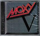 MOXY  'V'   SEALED CD    SHIPS FREE TO CANADA