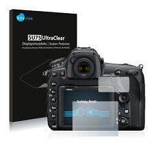 18x Film Protection écran pour Nikon D850 Protecteur