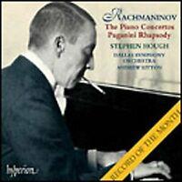 stephen Hough - Rachmaninov Piano Concertos [CD]