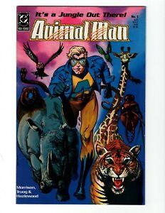ANIMAL MAN #1 (VF-NM) 1988