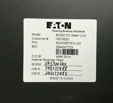 EATON DC Meter Unit Model: SC200 DC