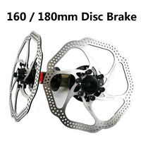 Fit SRAM Bicycle MTB 160/180mm Brake Disc Rotor Bike Cycling give away 6Bolts US