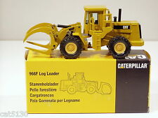 Caterpillar 966F Log Loader - LAUNCH EDITION - 1/50 - NZG #376 - MIB