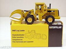 Caterpillar 966F Log Loader - LAUNCH EDITION - 1/50 - NZG #376 - MIB