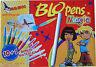 Pustestift Blopens Magic Pens 11 Stifte 6 Schablonen Zauberstift plus Extrastift