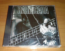 BARRICADA-ROCANROL CD 1990 spanish heavy rock-SUAVES-ROSENDO-MAREA