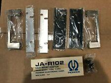 Vintage Pioneer JA-R101 Rack Mount Adapter Kit, NOS