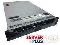 Dell PowerEdge R720XD Server, 2x E5-2680V2 2.8GHz 10Core, 64GB, 12x Tray, H310