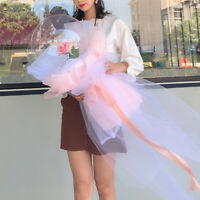Luminous LED String Balloon Large Round Bubble Rose Flower Party Wedding Decor Y