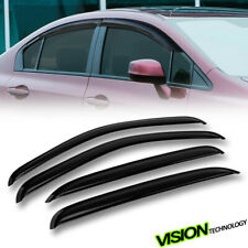 Rain/Wind Guard Shade Deflector Window Visor For 07-14 Chevy Avalanche/Suburban