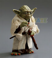 Star Wars The Force Awakens Jedi Master Yoda Figure Figurine Toy Model 13cm
