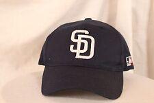 San Diego Padres Baseball MLB Team Cap Hat Adjustable Blue White