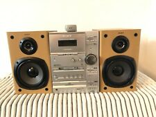 Sony CMT-CP33MD MiniDisk Hi-Fi Component System Radio CD Cassette Player