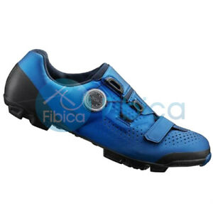 New 2020 Shimano SH XC501 Mountain MTB Cycling Shoes Blue