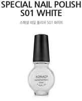 KONAD SPECIAL NAIL POLISH  SO1 WHITE 11ML