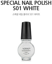 KONAD SPECIAL NAIL POLISH  SO1 WHITE 11ML