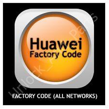 Unlock Code Huawei Modem E160G E160X E161 E161E E161G E169G E171 E172 E172G E173