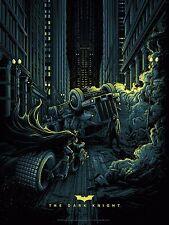 The Dark Knight by Dan Mumford, Variant, Limited Edition of 75 not Mondo batman
