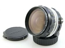 Nikon 28mm F3.5 Nikkor-H Lens. Wide Angle Pre AI Nikon Fitting