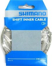 Shimano Inner Shift Cable MTB/Road Gear Galvanised Steel 2100mmx1.2mm Y60098100