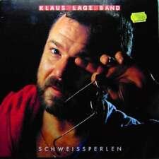 Klaus Lage Band - Schweissperlen (LP, Album) Vinyl Schallplatte - 161898