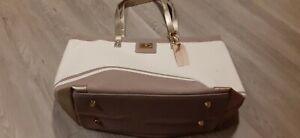 Thursday Friday Womens Tote Handbag Purse Large canvas designer large work bag