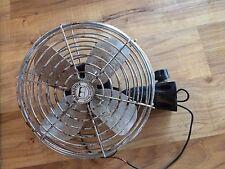 Vintage Maradyne Truck School Bus Dash Windshield Cooling Fan