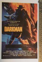 Darkman Movie RARE Print Advertisement
