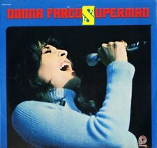 DONNA FARGO superman JS-6187 usa pickwick 1973 LP PS EX/EX deletion drill hole