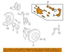 TOYOTA OEM Front Brake-Disc Caliper 4775020640