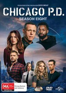 Chicago P.D. - Season 8 DVD