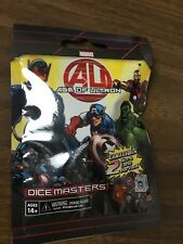 Dicemasters Age of Ultron Sealed Booster lot of 10