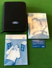 Ford Focus C-Max 2004-2007 Handbook Pack