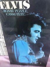 "Elvis Jigsaw Puzzle Casse-tete 11"" X 17"" Sealed  200 Pieces, Fast ship"