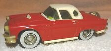 VINTAGE DIECAST--1957 FORD THUNDERBIRD ROADSTER by BUDDY L--1/48--OUT OF ESTATE