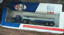 AHL Trucks - Mack Model BM Leaman Transportation - 1:64 NIP