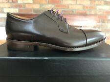 Mens Paul Smith Brown Leather 'Ernest' Formal Shoes Size UK 7 EU 41
