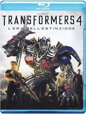 TRANSFORMERS 4 L'Era Dell'Estinzione (2 BLU-RAY) con Mark Wahlberg