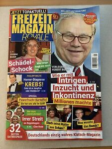 Freitzeit Magazin Royal - SONDERAUSGABE / Jan Böhmermann ZDF - Sofort Lieferbar