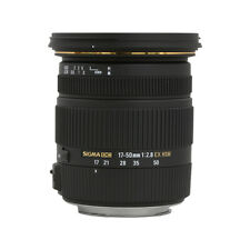 Sigma 17-50mm f/2.8 EX DC OS HSM Zoom Lens for Canon & Nikon with APS-C Sensors