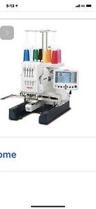 Janome MB 4 Needle  Embroidery Machine
