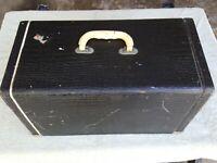 Pfaff 130 sewing machine Case LID ONLY