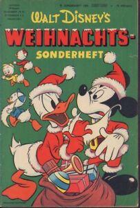 Micky Maus Sonderheft Nr. 8: Walt Disney's Weihnachts Sonderheft (1951)