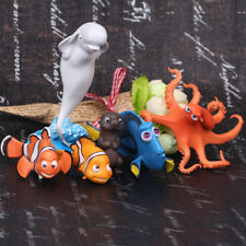 Finding Nemo Marlin Dory 6 Pcs Finding Nemo Fish Gift Cake Topper Figure Toys Us
