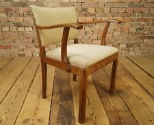VINTAGE CHAIR Armchair Art Deco Wooden chair Desk chair Office chair 1930s