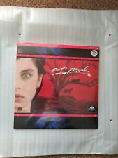 CAT PEOPLE LETTER BOXED EDITION LASER DISC (SEALED)