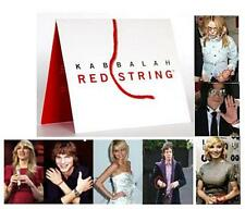 5x Good Luck Kabbalah Red String BRACELET God EMBROIDERED Hamsa HandMade  Z タ