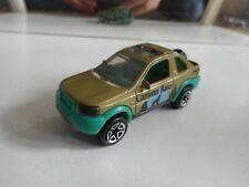 Matchbox Land Rover Freelander in Green