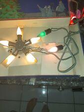 Vintage Star Of Bethlehem Tree Topper C6 Bulbs - Works box